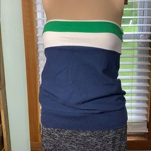 Old Navy Knit Strapless Sweater Tube Top XS